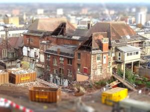 Tiltshift Demolition